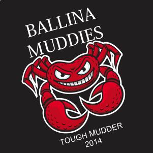 graphic design tough mudder